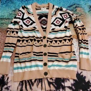 la hearts▪︎cardigan sweater